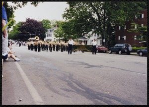 American Legion Post #156 Waltham Massachusetts Band