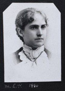 M.L.K. (Mary Lee Sherfey Kendall)