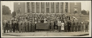7th Annual Institute of Labor - Mass. F. of L. - Holy Cross College, Worcester - June 11-13, 1948