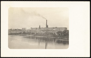 Upper Pacific Mill c. 1917 looking from south side