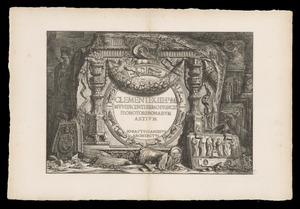 Giovanni Battista Piranesi (1720-1778). Etchings