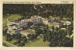 The Greenbrier, White Sulphur Springs, West Virginia