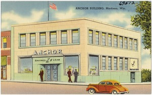 Anchor Building, Madison, Wis.