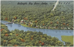 Ballagh's Big Bear Lodge