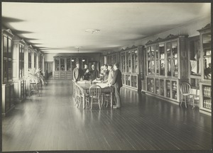 Class in Physiology, Perkins Institution