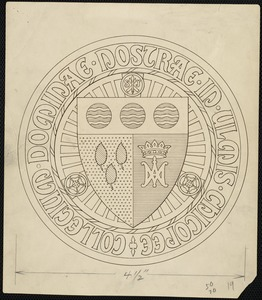 College seal