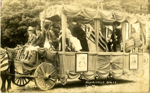 200th Anniversary Float, Ancient Order of the Hibernians