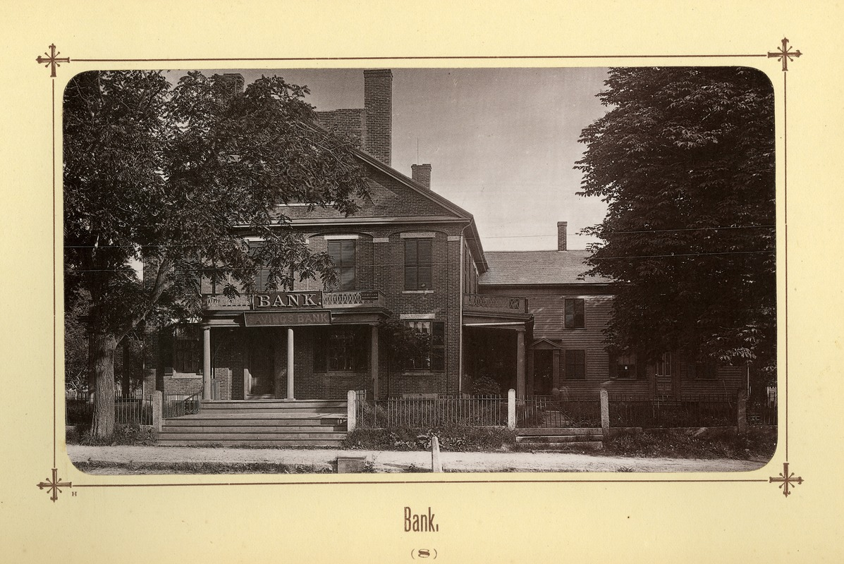 Album image 06, Bank