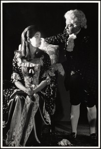 She Stoops to Conquer, Anne Naikus[?], 1969