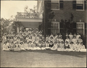 Dana Hall School and Pine Manor, circa 1910s-1920s