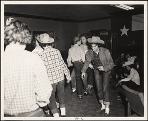 Texas Independence Day (party in Stack, March '55)