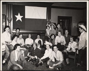 The Texas delegation