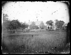 Unidentified house and property