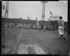 Game at Fenway Park