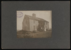 Old Alden House, Duxbury
