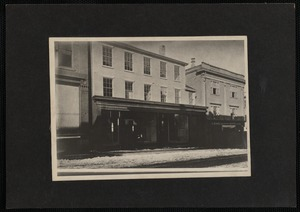 Union Street Store Fronts, New Bedford