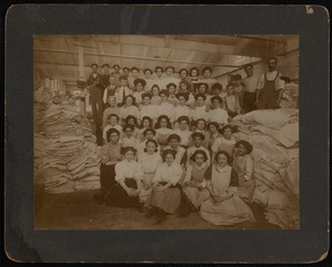 Textile Mill Workers