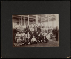 Male Textile Workers