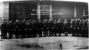 8th Ordnance Company (Maintenance), March 21, 1924.