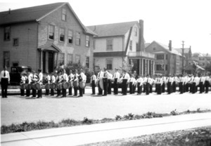 Watertown Tercentenary Parade, June 1930.