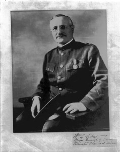 Major General William L. Sibert.