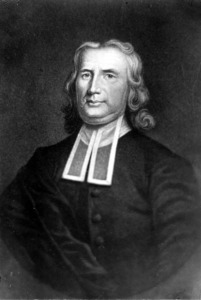 Portrait of the Reverend Samuel Phillips,