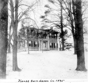House of Dr. Eliakiam Morse and J.P. Page