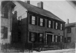 Anne Whitney's birthplace.