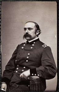 McCook, E. M. Brigadier General-Brevet Major General, U.S. Volunteers