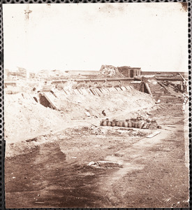 Fort Pulaski Georgia April 1862