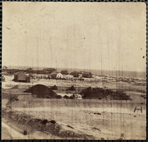 Fort Beauregard Bay Point South Carolina November 1861