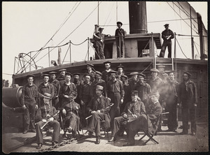Officers and Crew of U.S.S. ?