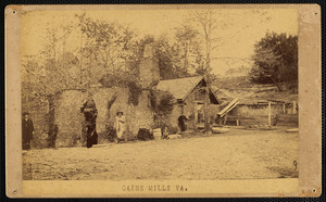Gains Mill [sic, should be Gaines Mill] Virginia