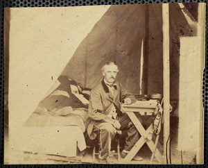 23d New York State Militia Major W.M. Gregg