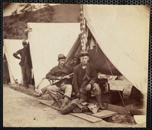 22nd New York Infantry, George Sh [remainder cut off]
