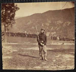 22nd New York Infantry, [beginning of text cut off] . C. Allen