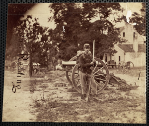 22nd New York State Militia, Jas Redding, Jas Redding