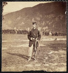 22d New York State Militia, Charles F. Allen