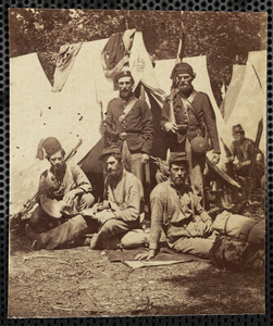 23d. New York Infantry, Company A