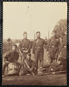 2d Rhode Island Infantry, [text on back cut off] SL... 2...