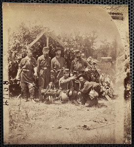 2d Rhode Island Infantry Officers