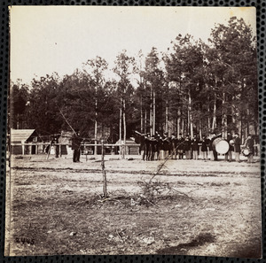 General Weitzel's Headquarters, Army of James