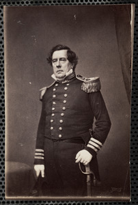 Perry, Commodore, U.S. Navy