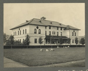 Campus building, Overbrook School for the Blind, Philadelphia