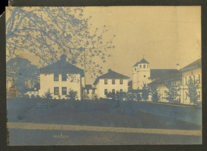 West view back buildings, Overbrook School for the Blind, Philadelphia