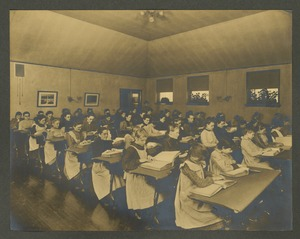 Overbrook School for the Blind, 1903