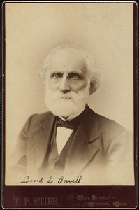 David L. Gowell portrait