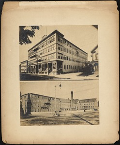 Pierce Block/Factory of Packard and Field