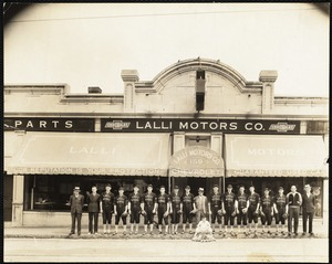 Lalli Motors Co.