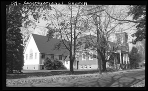 Linden Street - Congregational church